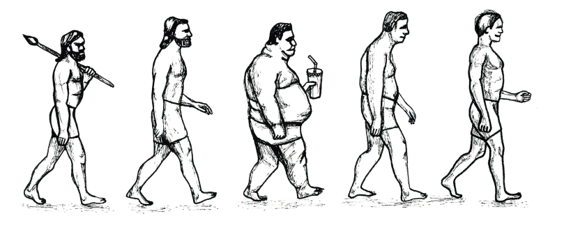 Paleo Evolution