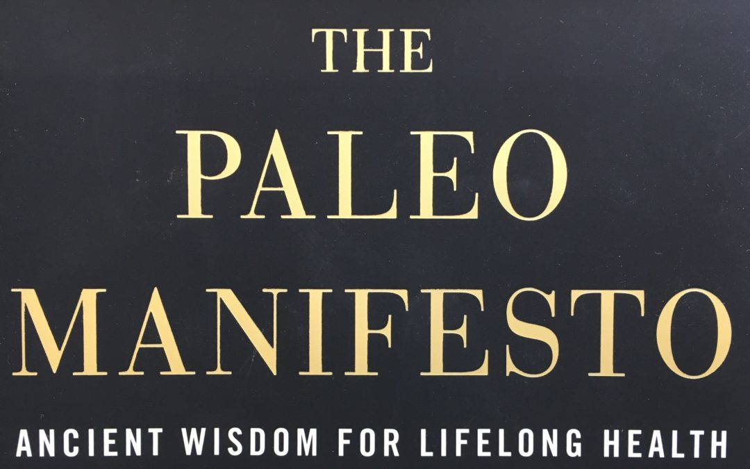 Buchrezension: The Paleo Manifesto