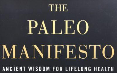 Buchrezension: The Paleo Manifesto