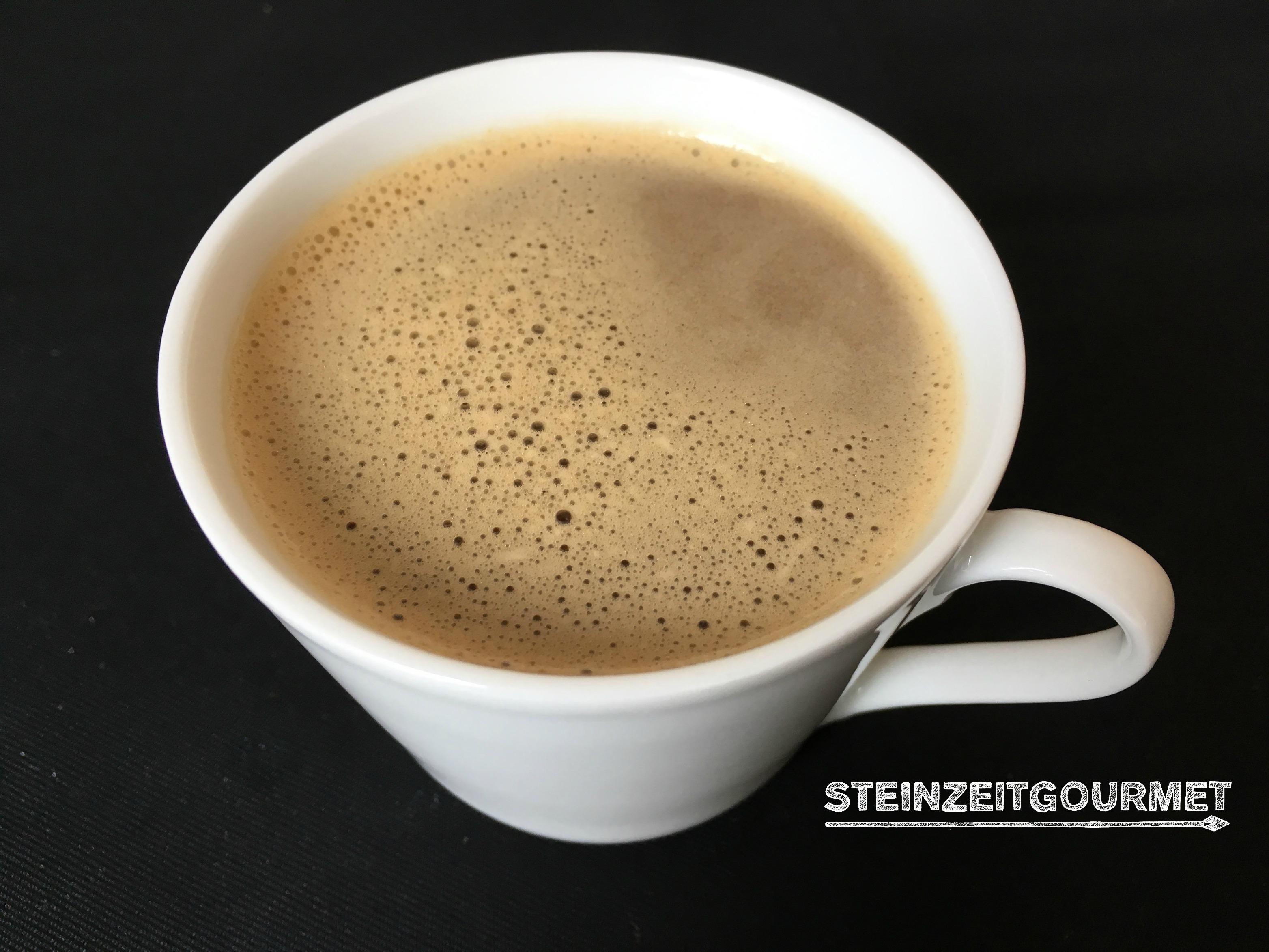 Paleo Bulletproof Coffee