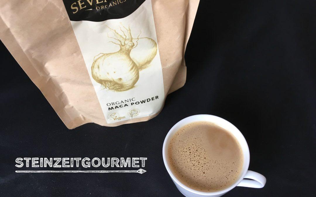 Paleo Frühstück: Maca Bulletproof Coffee