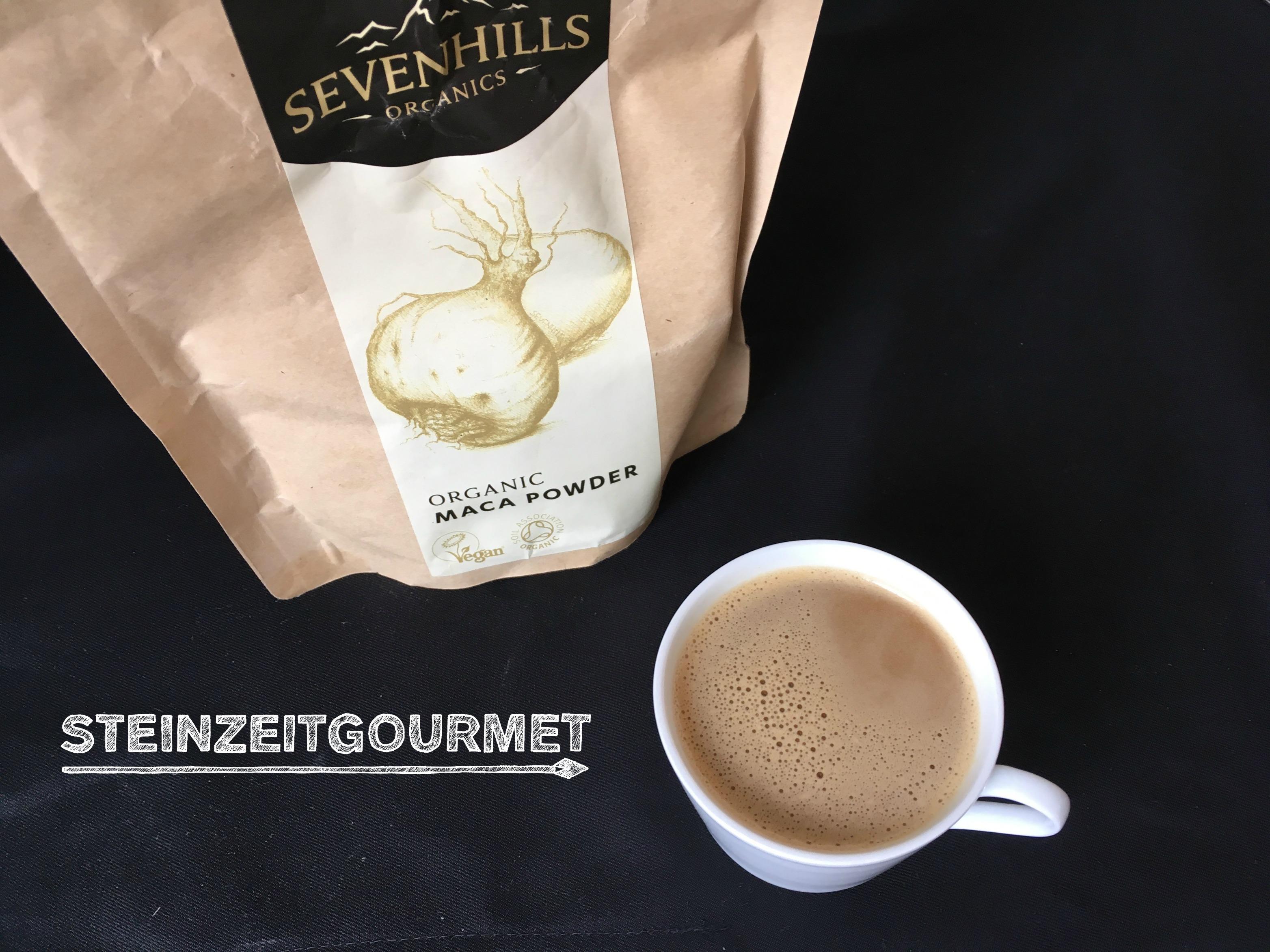 Paleo Maca Bulletproof Coffee