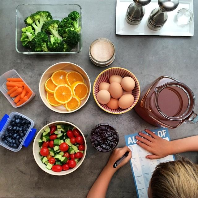 5 Vorteile von Paleo Meal Prep